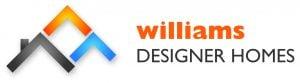 williams designer homes logo