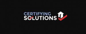 certifying solutions logo