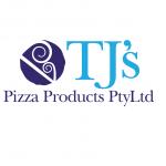 pizza tj's logo