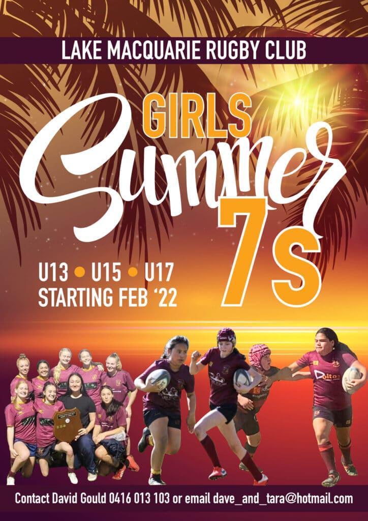 Lake Macquarie Roos Girls Summer 7's |